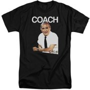 Cheers Coach Mens Big and Tall Shirt