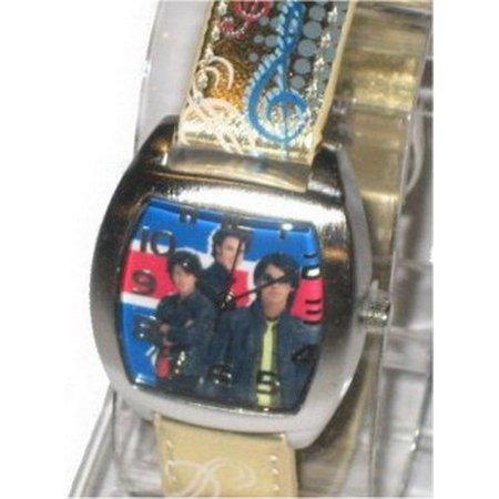 Disney Jonas Brothers Band Watch 41565B