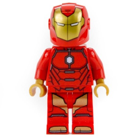 LEGO Marvel Super Heroes Invincible Iron Man (2017) Minifigure