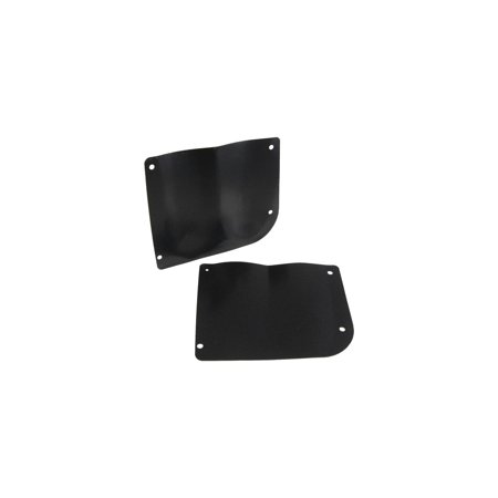Eckler's Premier  Products 61156239 Chevy Truck Door Hinge Covers Lower Cover Lower Hinge