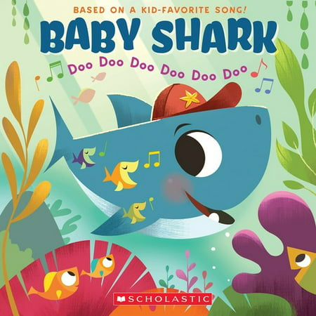 Baby Shark - Halloween Books For Toddlers Online