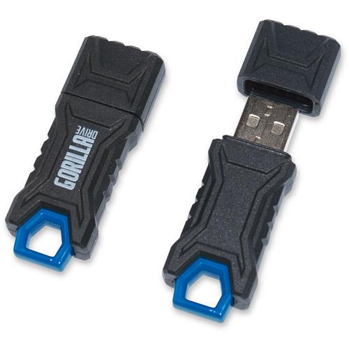 GorillaDrive 32GB Ruggedized USB Flash Drive