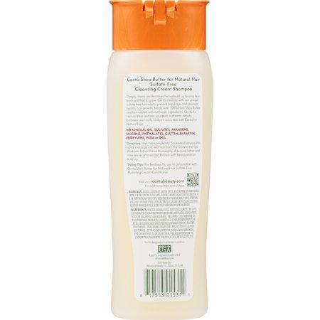 Sulfate Free Shampoo For Natural Hair At Walmart