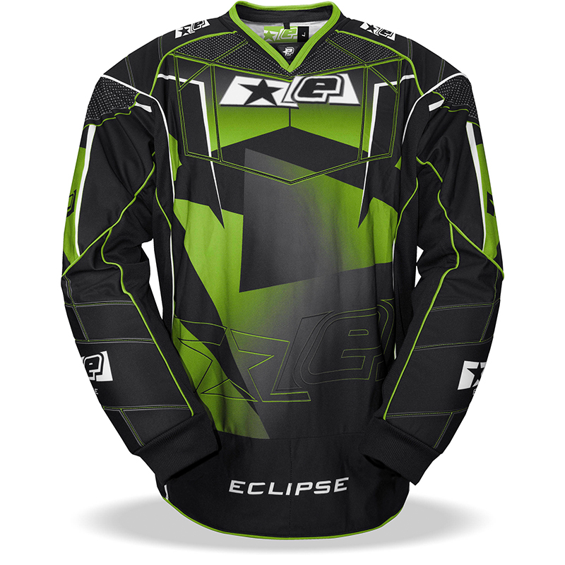 2014 Planet Eclipse Distortion Code Jersey for Paintball - Lizzard - 3XL