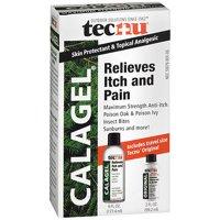Tecnu Calagel Skin Protectant & Topical Analgesic - 6 oz