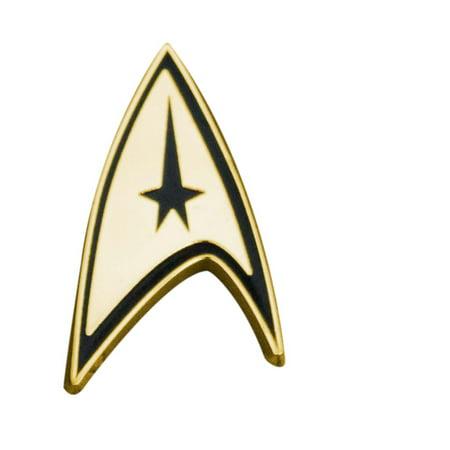 Star Trek Gold Lapel Pin