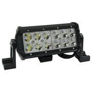 "Xscorpion MQDR07S 7"" 36W Cree LED Double Row Light Bar (Spot)"