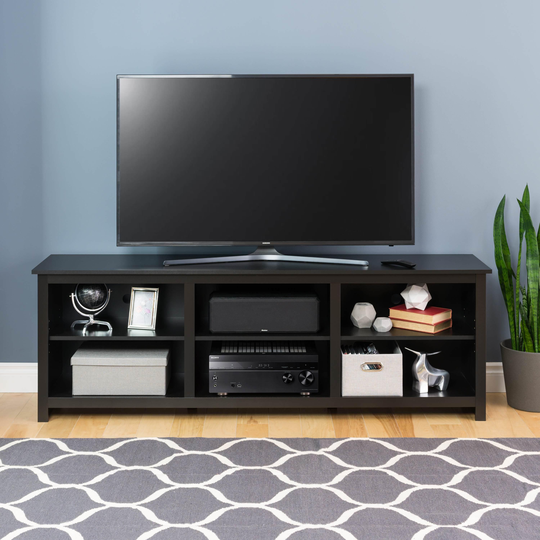 Sonoma 72 inch TV Stand, Black