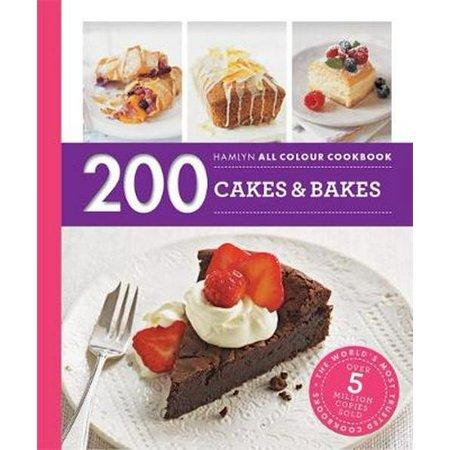 200 Cakes & Bakes : Hamlyn All Colour Cookbook