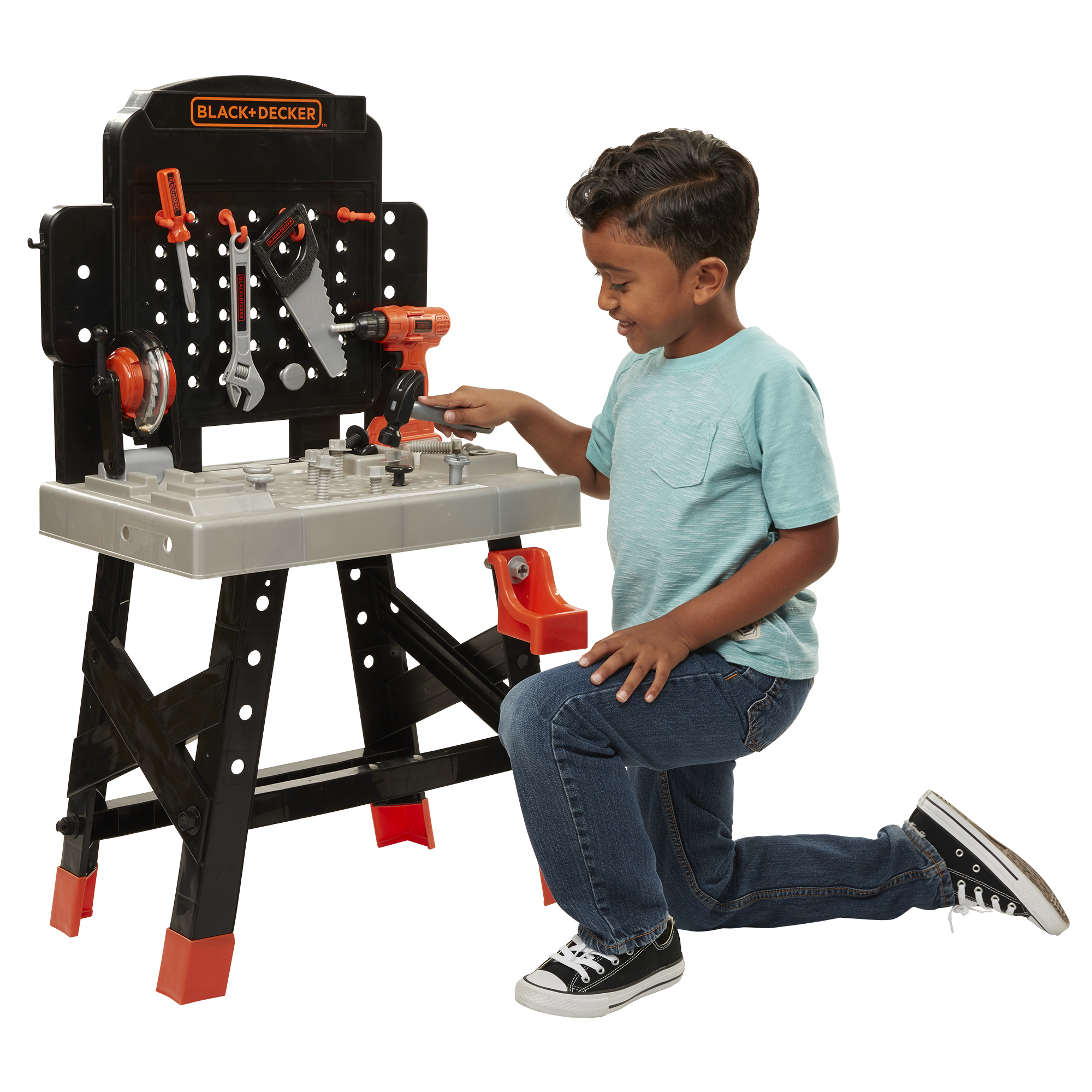Marvelous Black Decker Exclusive Power N Play Workbench Ibusinesslaw Wood Chair Design Ideas Ibusinesslaworg
