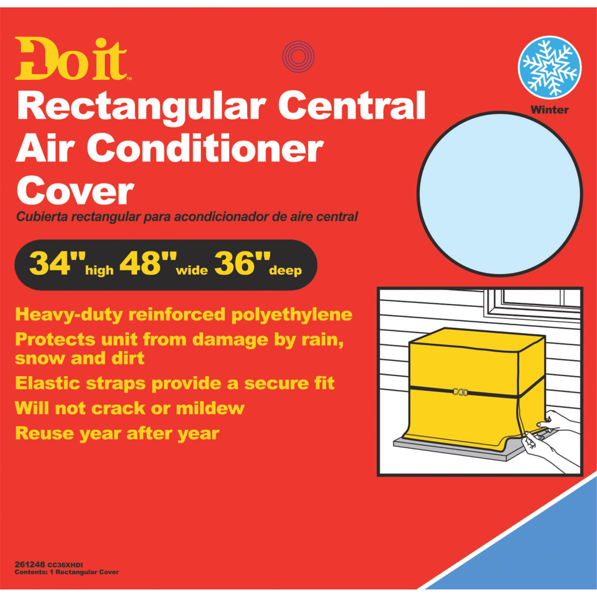 Do it Central Air Conditioner Cover