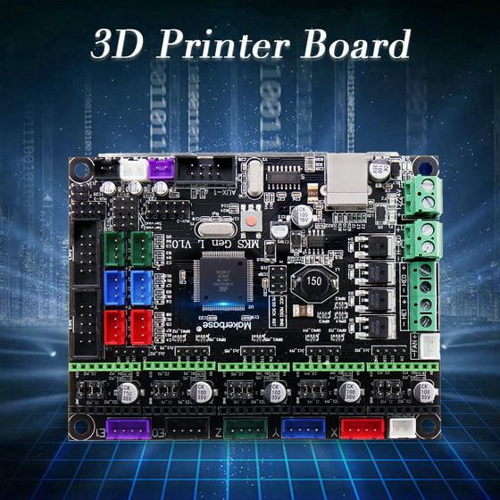 1Pc MKS Gen-L V1 0 Control Board Motherboard For 3D Printer