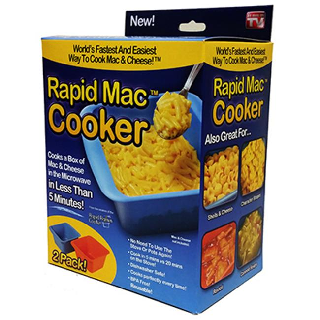 Rapid Ramen Inc RMC-2000 Rapid Macaroni & Cheese Cooker