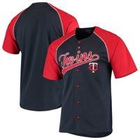 Minnesota Twins Stitches Team Jersey - Navy/Red