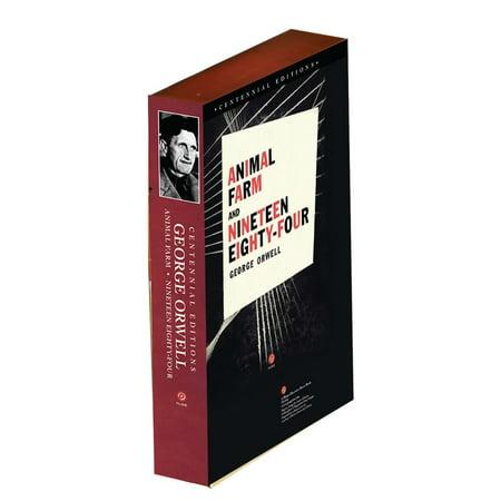 Animal Farm and 1984, Centennial Editions