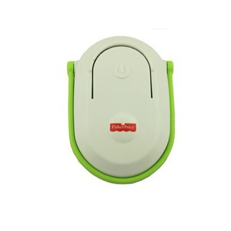 Replacement Remote Control for Fisher Price Rainforest Grow-with-Me Projection Mobile (Model DFP09)