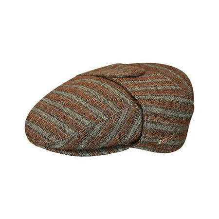- Men's Kangol Tweed Bugatti Scally Cap
