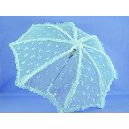 Steampunk Lace Costume Umbrella Parasol 37