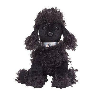 ty beanie baby - bijoux the black poodle (Black Poodle Stuffed Animal)