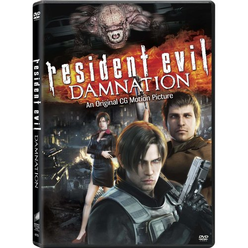Resident Evil: Damnation (Anamorphic Widescreen)