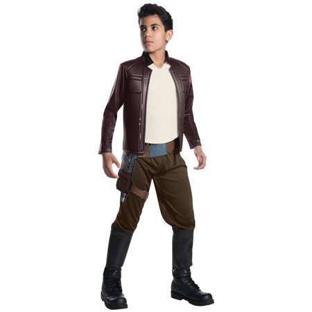 Star Wars Episode VIII - The Last Jedi Deluxe Boy's Poe Dameron Costume](Star Wars Tie Fighter Pilot Costume)