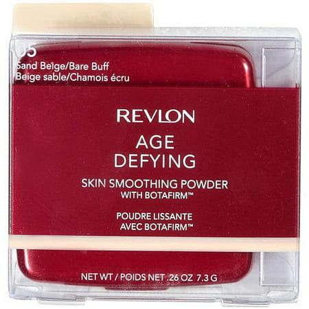 Revlon Age Defying Skin Smoothing Powder with Botafirm, 0.26