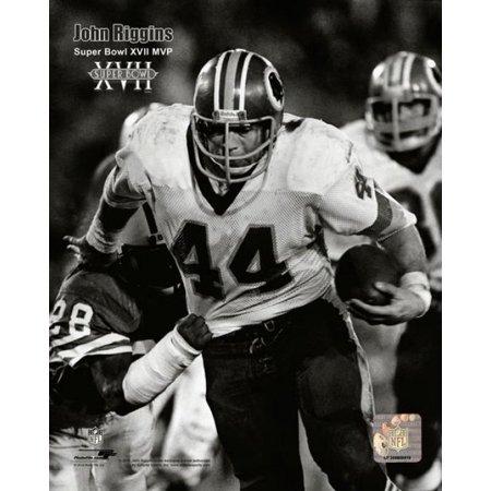 John Riggins Super Bowl Xvii Mvp Photo Print