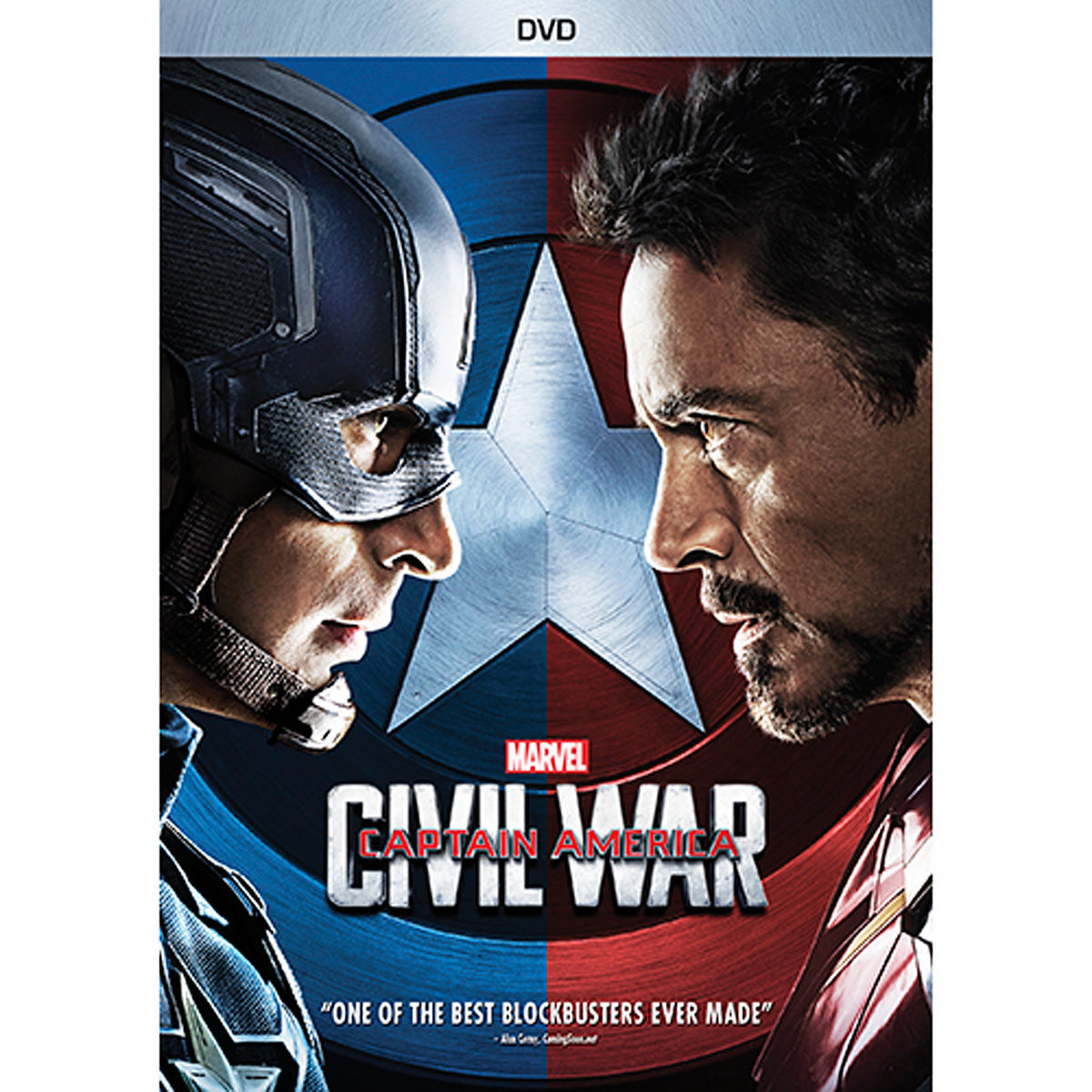 Captain America: Civil War (DVD) by Walt Disney Studios