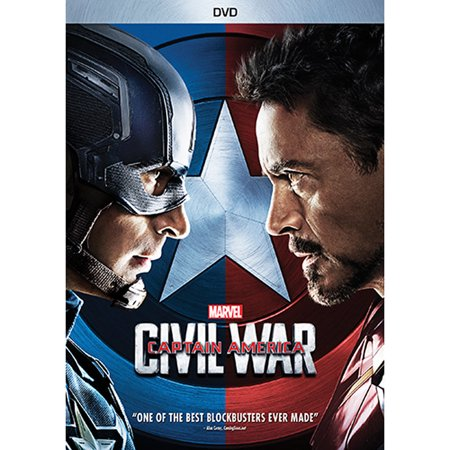 Richmond Va Civil War - Captain America: Civil War (DVD)