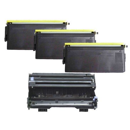 Buy 4 Pack New Compatible with Brother DR510 3x TN570 Toner Cartridge for Brother DCP-8040 DCP-8045 Before Too Late