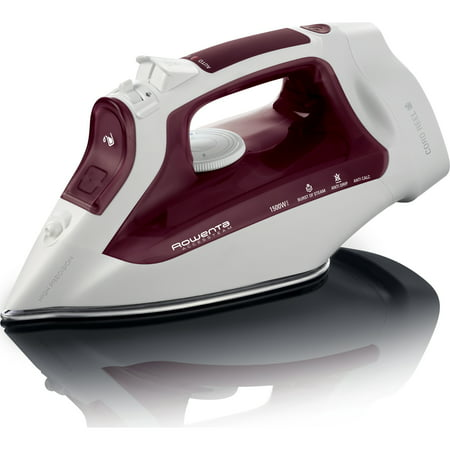 Rowenta, DW1170, AccessSteam Cord reel Steam Iron, 1500 watts, Magenta