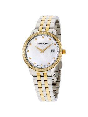 Raymond Weil Toccata Mother of Pearl Dial Ladies Watch 5388-SPS-97081