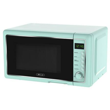 Bella BMO07BPDICB 0.7 Cu. Ft 700-Watt Microwave Oven, Ice ()