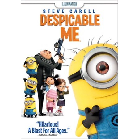 Despicable Me (DVD) - Despicable Me Fabric