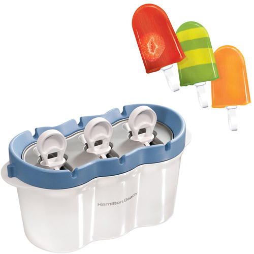 Hamilton Beach 10-Minute FastPop Ice Pop Maker