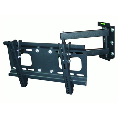 Full-Motion Wall Mount Bracket for 32-55 inch TVs, Max 88 lbs.