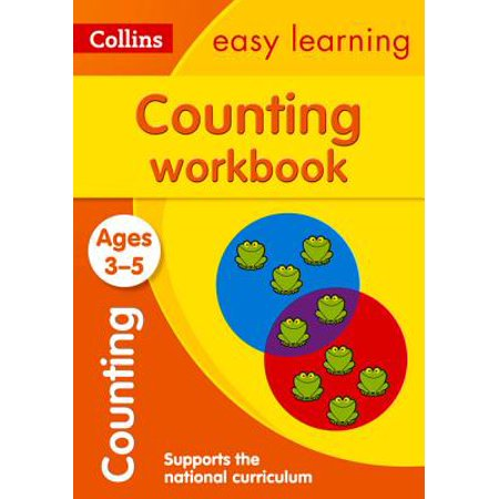 Counting Workbook: Ages 3-5