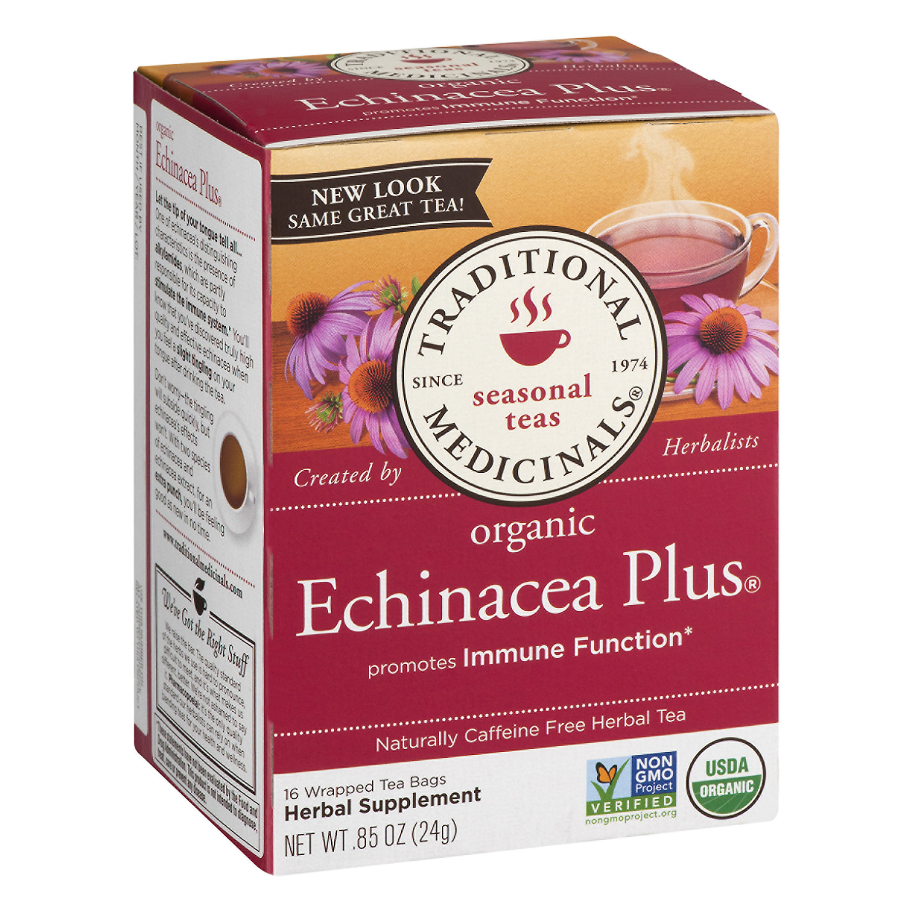 TRADITIONAL MEDICINAL ECHINACEA PLUS