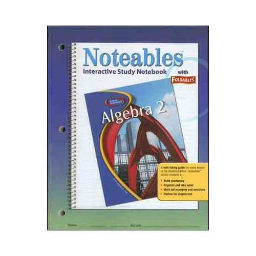Algebra 2: Interactive Study Notebook with Foldables