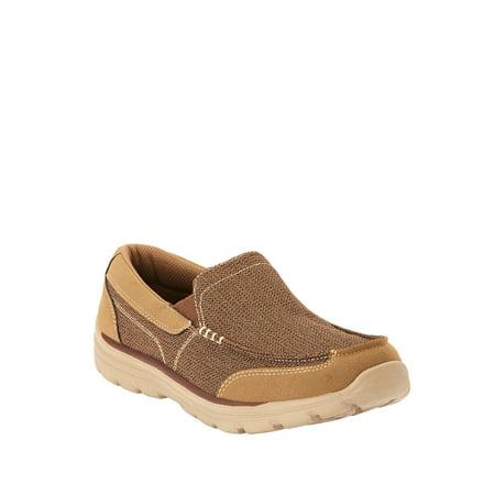 George Men's Mentor Slip On Comfort Sneaker