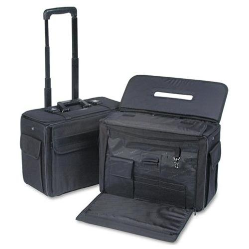 """Stebco Carrying Case [roller] For 17"""" Notebook - Black - ..."""