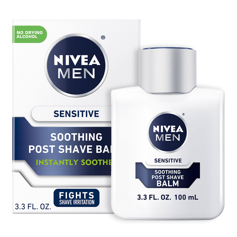 nivea sensitive post shave balm