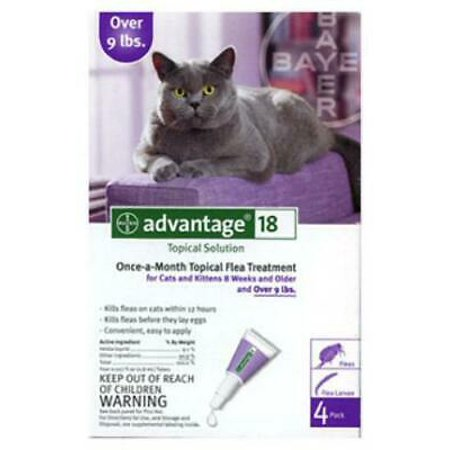 - Purple Advantage II For Large Cats