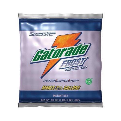 Gatorade Gatorade  Instant Powder - 1 qt riptide rush instant powder 144/2.12 oz