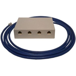XBlue Small Office Phone System Network Connector (Best Phone System For Small Law Office)