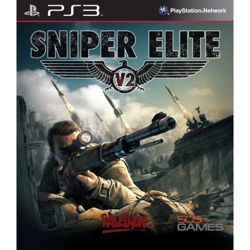 505 Games 71501425 Sniper Elite Gotye V2 Ps3