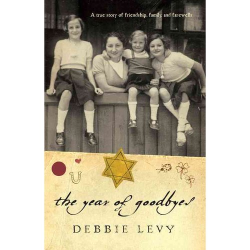 The Year of Goodbyes: A True Story of Friendship, Family, and Farewells