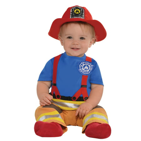 First Fireman Costume for Toddler](Toddler Fireman Costumes)