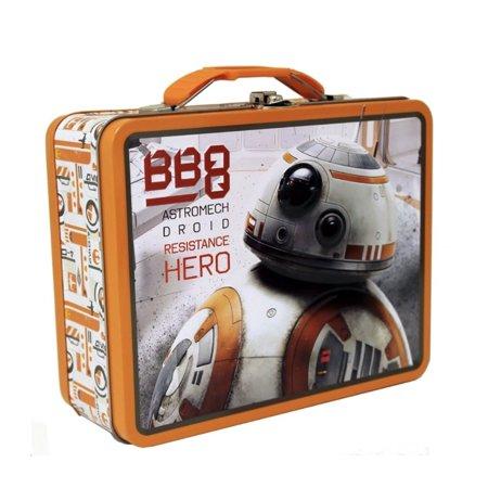 Lunch Box - Star Wars - BB8 Metal Case tin837617
