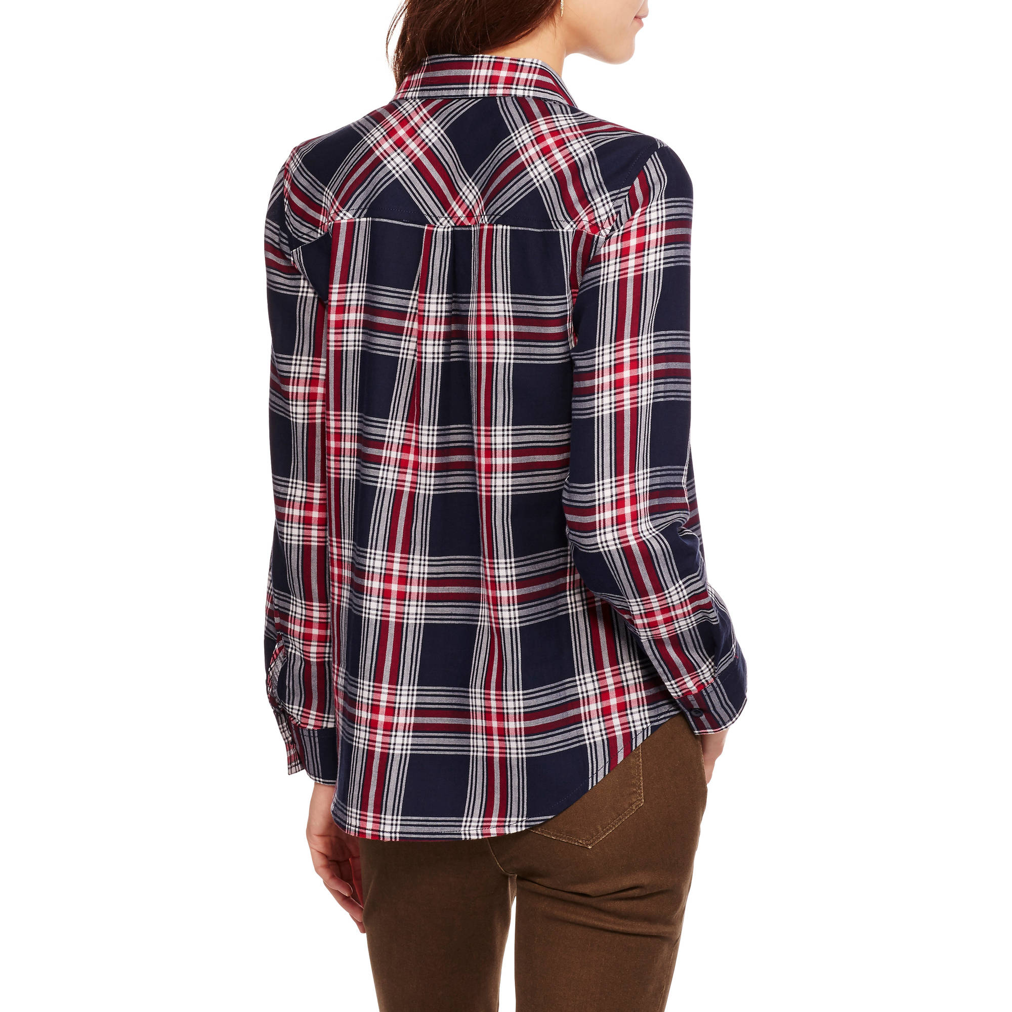 Rangeley Flannel Shirt Long Sleeve Slightly Fitted Plaid Men's Reg Free shipping · Great gear · Legendary service · Be an outsider